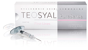 Teosyal First Lines - Dermal Fillers for dermatology, cosmetology, dentists. Beauty Treatment, Procedure with dermal fillers in Cyprus