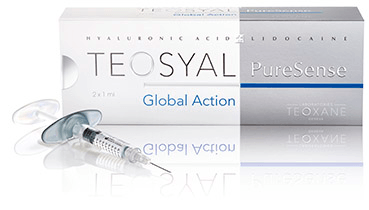 Teosyal Global Action - Dermal Fillers for dermatology, cosmetology, dentists. Beauty Treatment, Procedure with dermal fillers in Cyprus