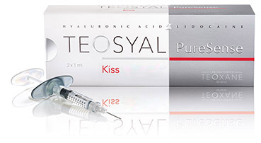 Teosyal Kiss - Dermal Fillers for wrinkles, lines. Dermatology, cosmetology, dentists. Beauty Treatment, Procedure with dermal fillers in Cyprus