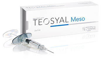 Teosyal Meso - Dermal Fillers for dermatology, cosmetology, dentists. Beauty Treatment, Procedure with dermal fillers in Cyprus