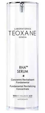 RHA Serum - Teoxane - Skincare for wrinkles, lines. Beauty enhancement, anti-aging, anti-wrinkle, RHA, hyaluronic acid, collagen.