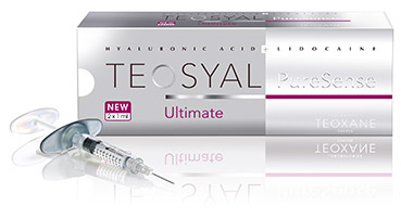 Teosyal Ultimate - Dermal Fillers for wrinkles, lines. Dermatology, cosmetology, dentists. Beauty Treatment, Procedure with dermal fillers in Cyprus