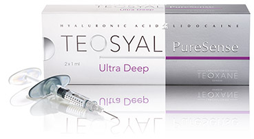 Teosyal Ultra Deep - Dermal Fillers for wrinkles, lines. Dermatology, cosmetology, dentists. Beauty Treatment, Procedure with dermal fillers in Cyprus